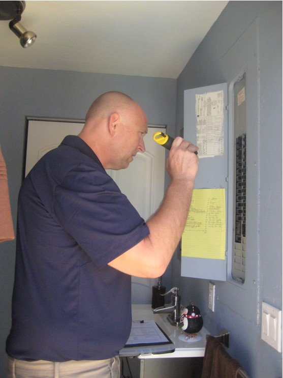 Electric Box Inspection Check