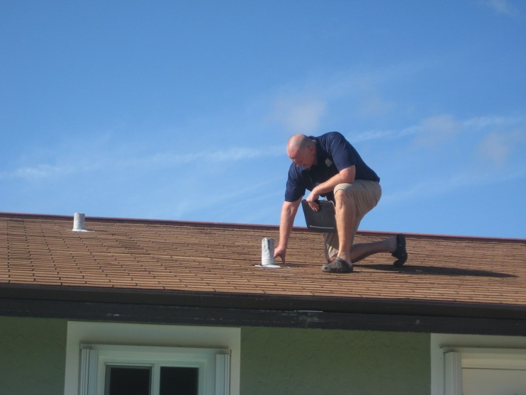 Roof Inspection Check